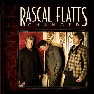 <i>Changed</i> (album) album by Rascal Flatts