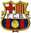 FC Barcelona 1910 logo