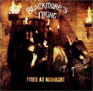 <i>Fires at Midnight</i> 2001 studio album by Blackmores Night