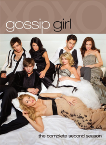 bfbad4e7c9a3 Gossip Girl (season 2) - Wikipedia