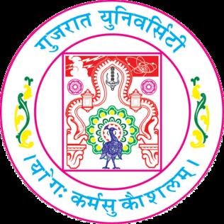 Gujarat University - Wikipedia