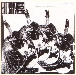 <i>Holiday for Soul Dance</i> 1970 studio album by Sun Ra and his Intergalactic Arkestra