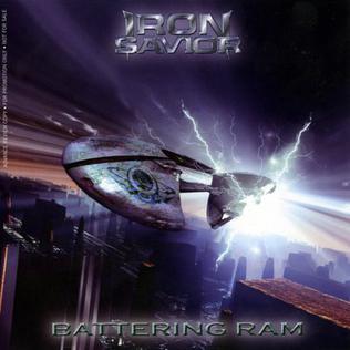 Battering Ram Iron Savior Album Wikipedia