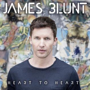 James Blunt — Heart to Heart (studio acapella)