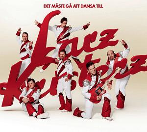 <i>Det måste gå att dansa till</i> 2013 studio album by Larz-Kristerz