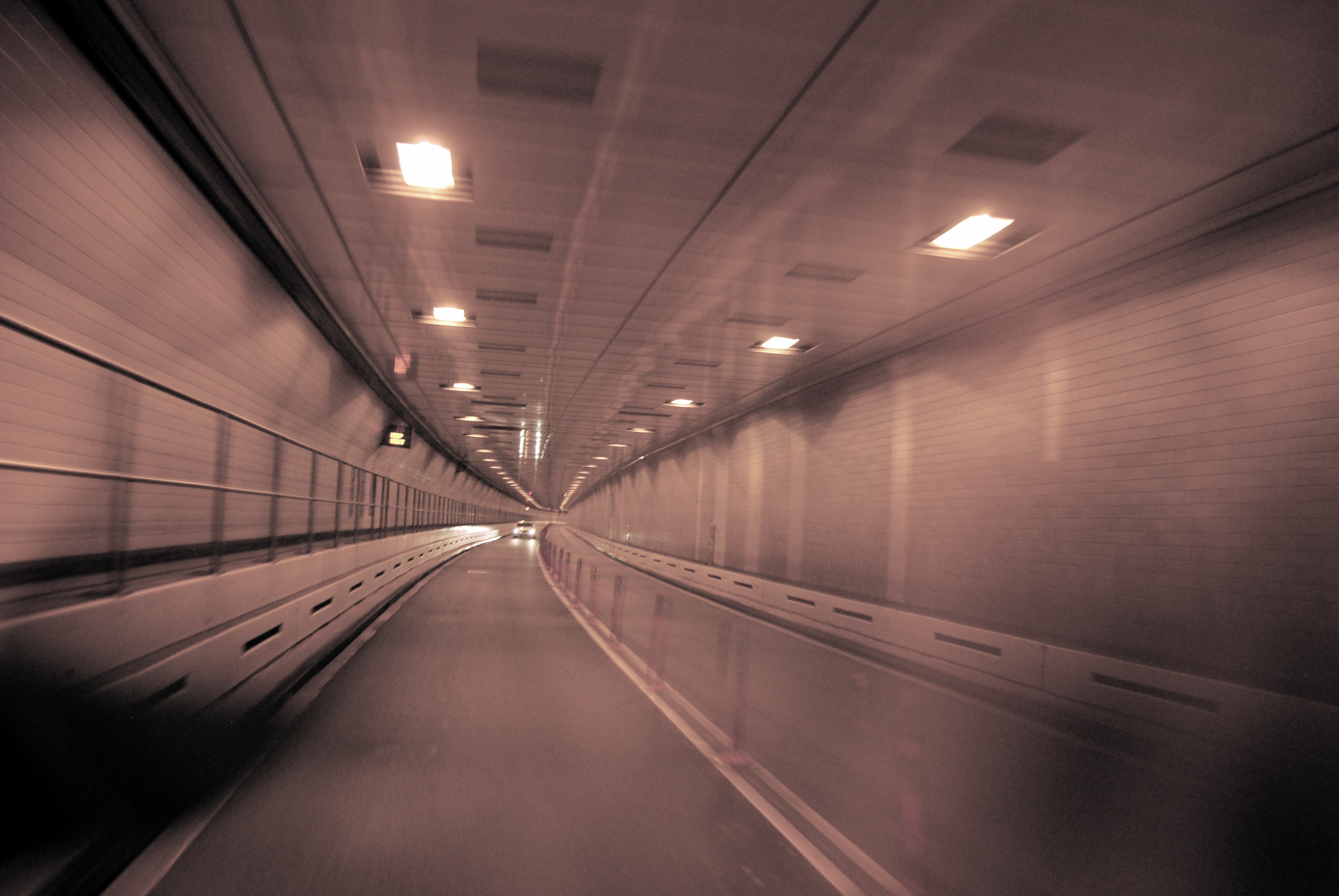 Midtown Tunnel Underwater The Queens–midtown Tunnel