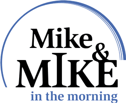 The former logo of Mike and Mike in the Mornin...