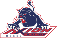 Montreal Axion National Womens Hockey League team located in Montreal, Quebec