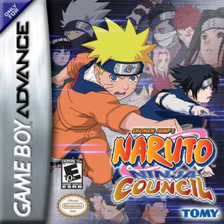 Naruto: Ninja Council - Wikipedia