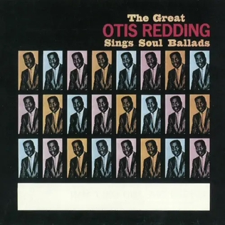 <i>The Great Otis Redding Sings Soul Ballads</i> 1965 studio album by Otis Redding
