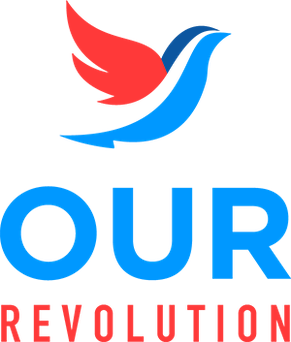 Our_Revolution_logo.png: Our revolution
