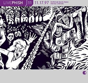 <i>Live Phish Volume 11</i> 2002 live album by Phish