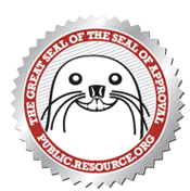 The Great Seal of the Seal of Approval.