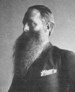 Raphael Pumpelly American geologist