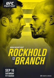 Rockhold vs. Branch Poster.jpg
