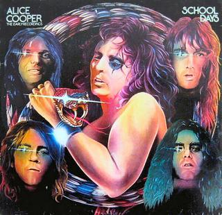 <i>School Days: The Early Recordings</i> Alice Cooper album
