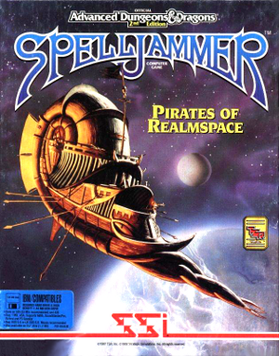 Spelljammer: Pirates of Realmspace - Wikipedia