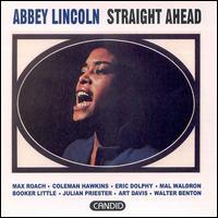 <i>Straight Ahead</i> (Abbey Lincoln album) 1961 studio album by Abbey Lincoln