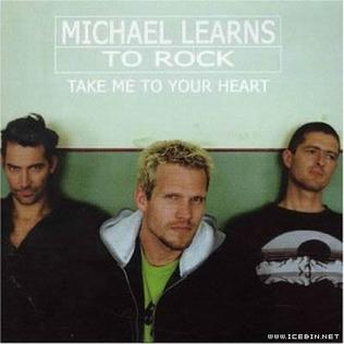 michael learns to rock blue night song