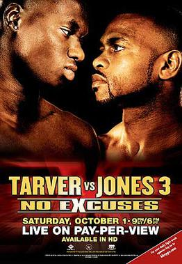 Antonio Tarver vs. Roy Jones Jr. III - Wikipedia