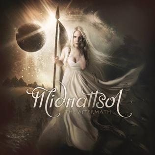 <i>The Aftermath</i> (Midnattsol album) 2018 studio album by Midnattsol