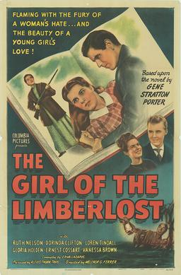 the girl of the limberlost wikipedia