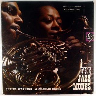 <i>The Jazz Modes</i> 1959 studio album by Julius Watkins and Charlie Rouse