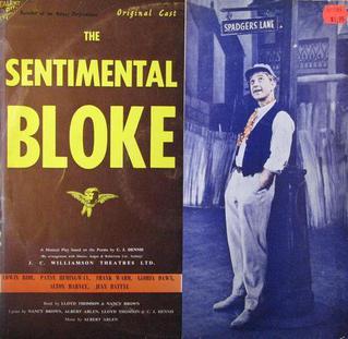<i>The Sentimental Bloke</i> (1961 musical)