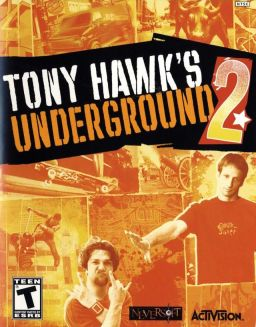 Picture of a game: Tony Hawk's Underground 2