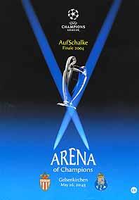2004 UEFA Champions League Final association football match