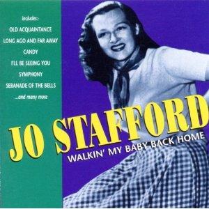 Walkin My Baby Back Home Jo Stafford Album Wikipedia