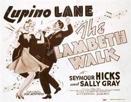 <i>The Lambeth Walk</i> (film) 1939 film by Albert de Courville