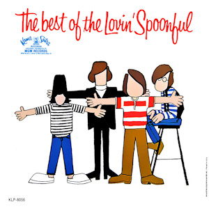 Lovin' Spoonful, The - Rain On The Roof / Pow