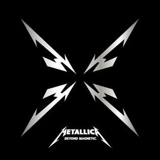 <i>Beyond Magnetic</i> 2011 EP by Metallica