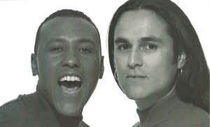 Charles & Eddie American soul music duo