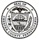 Seal of Chester County, Pennsylvania