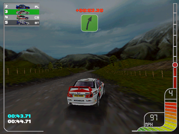 Colin McRae Rally (video game) - Wikipedia, the free encyclopedia