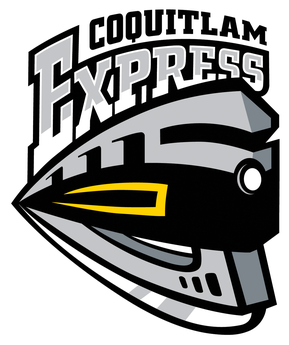 Coquitlam Express Junior Hockey Club logo.png