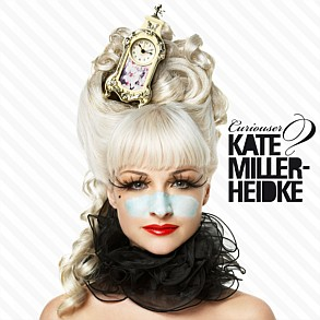 <i>Curiouser</i> 2008 studio album by Kate Miller-Heidke