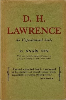 analysis of the enkindled spring by d h lawrence