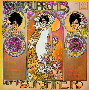 <i>Let the Sunshine In</i> (album) 1969 studio album by Diana Ross & the Supremes