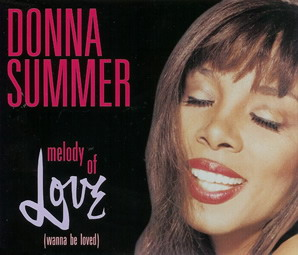 Donna Summer — Melody of Love (Wanna Be Loved) (studio acapella)