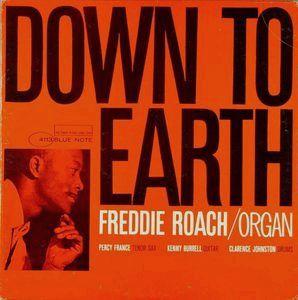 <i>Down to Earth</i> (Freddie Roach album) 1962 studio album by Freddie Roach