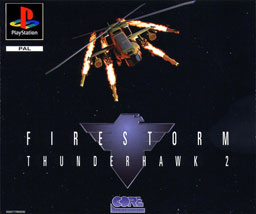 <i>Firestorm: Thunderhawk 2</i> 1996 video game