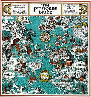 the princess bride map of florin and guilder