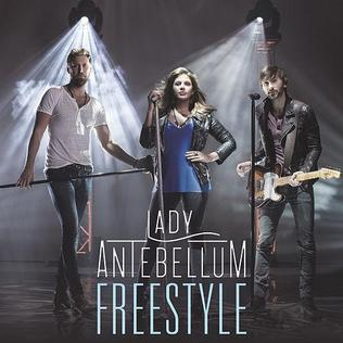 Lady Antebellum — Freestyle (studio acapella)