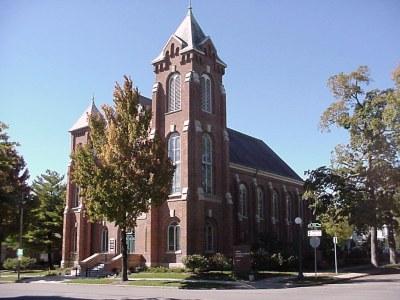 First Presbyterian Church (Champaign, Illinois)