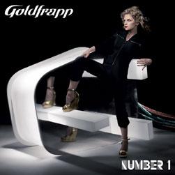 Goldfrapp — Number 1 (studio acapella)