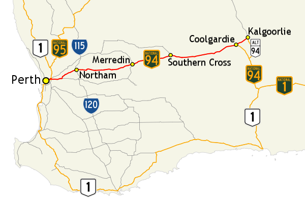 Great Eastern Highway Wikipedia