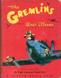 <i>The Gremlins</i> 1943 novel by Roald Dahl